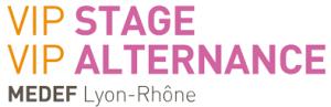 logo VIP stage alternance